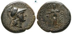 Ancient Coins - Cilicia. Soloi circa 100-30 BC.  Bronze Æ
