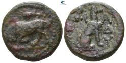 Ancient Coins - THRACE, Madytos. Ae (ca 350 BC).