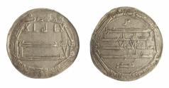 World Coins - Abbasid AR Al-Muhammadiya AH 183 Abu Ja'far Harun b. al-Mahdi