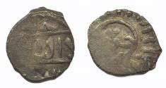 World Coins - Mamluk AR Dirham Halab AH 842-857 JAQMAQ