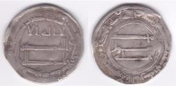 Ancient Coins - Abbasid AR al-Kufa AH137 *