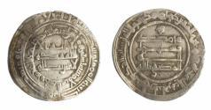 World Coins - Abbasid AR Madinat al-Salam AH 290 Abu Muhammad Ali b. al-Mu'tadid