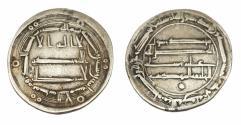 World Coins - Abbasid AR Madinat Al-Salam AH 162 Al-MAHDI