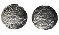 World Coins - Ayyubid AR Zabid AH631