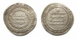 World Coins - Abbasid AR Madinat al-Salam AH 286 Abu l-Abbas Ahmad b. al-Muwaffaq b. al-Mutawakkil