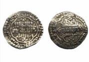 World Coins - Abbasid AR , Madinat Al-Salam AH639
