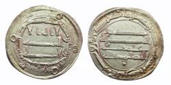 World Coins - Abbasid AR Madinat al-Salam AH 161 Al-MAHDI
