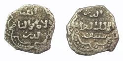 World Coins - Ayyubid 1/2 AR Dirham AH 592-615 Sayf al-Din b. Ayyub