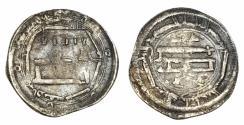 Ancient Coins - Abbasid AR Ifriqiya AH 180 Abu Ja'far Harun b. al-Mahdi