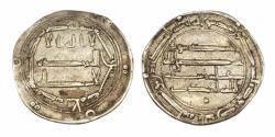 World Coins - Abbasid AR Madinat Al-Salam AH 160 Al-MAHDI