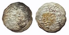 World Coins - Ayyubid AR Dirham San'a Ah 627 al-Adil Abu Bakr