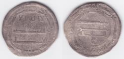 World Coins - Abbasid AR Madinat al-Salam AH151
