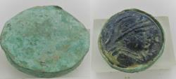 Ancient Coins - ROMAN GLASS
