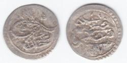 World Coins - Ottoman Misr AH1187