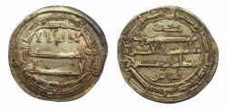 World Coins - Abbasid AR Madinat Al-Salam AH 196 Al-Amin Muhammad
