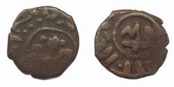 World Coins - Mamluk AE Fals Dimashq AH 783-784 Hajji II