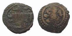 World Coins - Mamluk AE Fals Tripoli AH 764-778 Sha'ban II