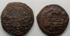 Ancient Coins - Artuqid of mardin AE Dirham  , ghazi I .