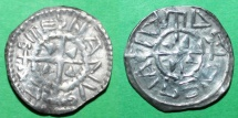 World Coins - Hungary - First king Stephan I 997-1038 AD