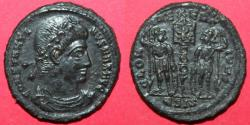 Ancient Coins - Constantine II - Augustus 337-340 AD - Siscia mint