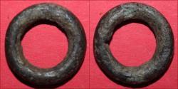 Ancient Coins - Celtic ring Proto money - 7-5. Cent. BC