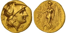 Kingdom of Macedonia, Alexander III, Stater, Abydos, AU(55-58), Gold, Price:1524