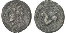 Ancient Coins - Santones, Drachm, EF(40-45), Billon, Delestrée:3671