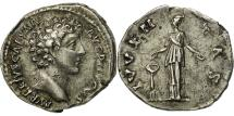 Ancient Coins - Marcus Aurelius, Denarius, Rome, AU(50-53), Silver, RIC:423a
