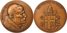 World Coins - France, Medal, Jean-Paul II, Religions & beliefs, 1980, Belmondo, AU(55-58)
