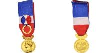 World Coins - France, Médaille d'honneur du travail, Business & industry, Medal, 2004