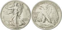Us Coins - United States, Walking Liberty Half Dollar, Half Dollar, 1936, U.S. Mint