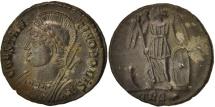Constantine I, Nummus, 332-333, Trier, AU(50-53), Copper, RIC:VII 548 S
