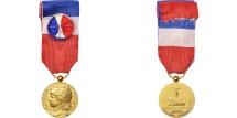 World Coins - France, Médaille d'honneur du travail, Business & industry, Medal, 2000