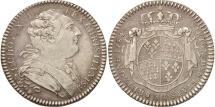 World Coins - France, Token, Royal, États de Bretagne, Rennes, Louis XVI, 1784, AU(50-53)