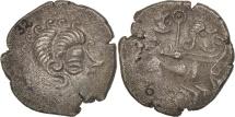 Coriosolites, Area of Corseul, Stater, AU(50-53), Billon, Delestrée:2329