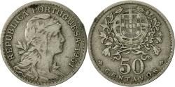 World Coins - Portugal, 50 Centavos, 1951, , Copper-nickel, KM:577