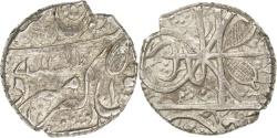 World Coins - AFGHANISTAN, Rupee, 1854, Kabul, KM #497.2, , Silver, 9.30