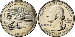 Us Coins - Coin, United States, Colorado, Quarter, 2014, Philadelphia,