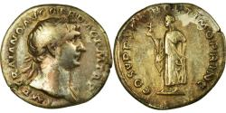 Ancient Coins - Coin, Trajan, Denarius, 103-111, Rome, , Silver, RIC:127