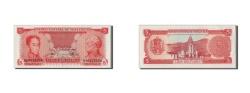World Coins - Venezuela, 5 Bolívares, 1989, KM #70b, 1989-09-21, UNC(63), H18472534