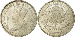 World Coins - Coin, Sweden, Oscar II, 2 Kronor, 1897, , Silver, KM:762