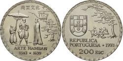 World Coins - Coin, Portugal, 200 Escudos, 1993, , Copper-nickel, KM:668