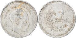 World Coins - Coin, Vietnam, Dong, 1946, , Aluminum, KM:3