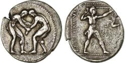 Ancient Coins - Coin, Pamphylia, Stater, Aspendos, , Silver, Pozzi:2785