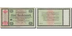 World Coins - Banknote, Germany, 5 Reichsmark, 1934, 1934, KM:207, UNC(60-62)