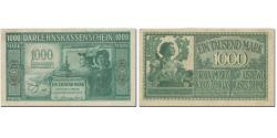 World Coins - Banknote, Germany, 1000 Mark, 1918, 1918-04-04, KM:R134b, VF(30-35)