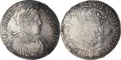 Ancient Coins - Coin, France, Louis XIV, Écu à la mèche longue, Ecu, 1652, Nantes,