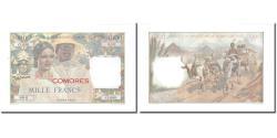 World Coins - Banknote, Comoros, 1000 Francs, Specimen, KM:5b, UNC(65-70)