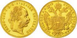Ancient Coins - Coin, Austria, Franz Joseph I, Ducat, 1915, AU(55-58), Gold, KM:2267