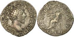 Ancient Coins - Coin, Marcus Aurelius, Denarius, Rome, , Silver, RIC:50